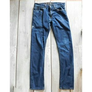 AMERICAN EAGLE OUTFITTERS PLUS SLIM BOOTCUT JEAN